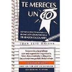 Te mereces un 10 (Juan Luis...