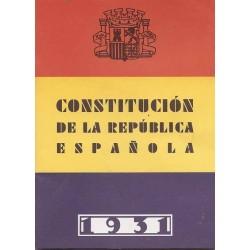 Constitución de la...