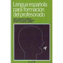 Lengua española para...