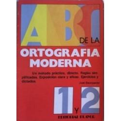 ABC de la ortografía...
