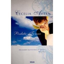 Posdata: te amo (Cecilia...