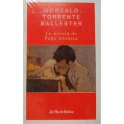 La novela de Pepe Ansúrez...
