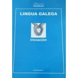 Lingua galega: iniciación....
