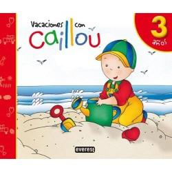 Vacaciones con Caillou. 3...