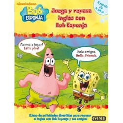 Bob esponja: juega y repasa...