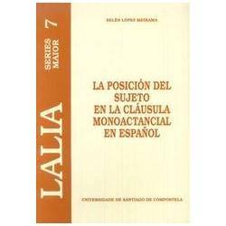 Lalia 7: La posición del...