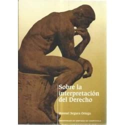 Sobre la interpretación del...