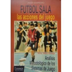Fútbol Sala: las acciones...