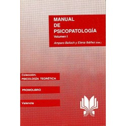 Manual de psicopatología. 2...