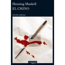 El chino (Henning Mankell)...
