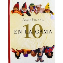 10 en la cama (Anne Geddes)...