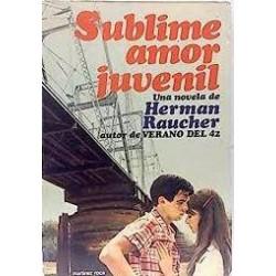 Sublime amor juvenil...