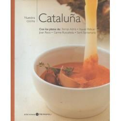 Nuestra cocina  1: Cataluña...