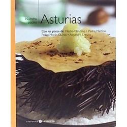 Nuestra cocina  2: Asturias...