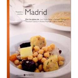 Nuestra cocina  5: Madrid...
