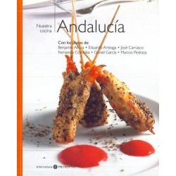 Nuestra cocina 7: Andalucia...