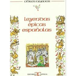 Leyendas épicas españolas...