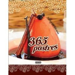 365 postres: dulces y...