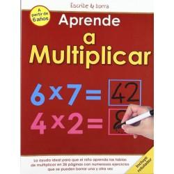 Aprende a multiplicar....