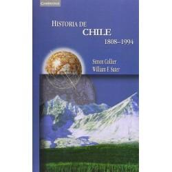 Historia de Chile 1808-1994...