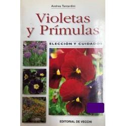 Violetas y Prímulas:...