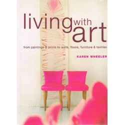 Living with art from...