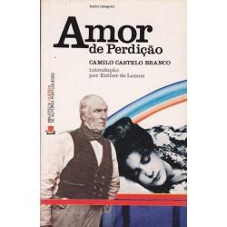 Amor de perdiçao. Ed.1985...