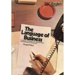The Language of Business...