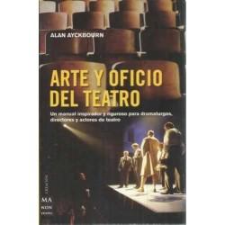 Arte y oficio del teatro....