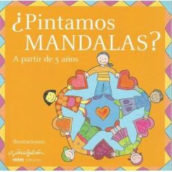 ¿Pintamos Mandalas? a...