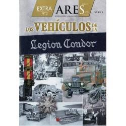 Los vehículos de la Legión...