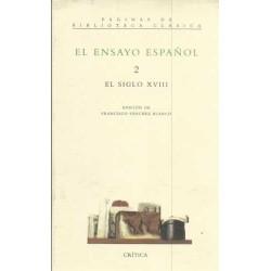 El ensayo español 2: el...