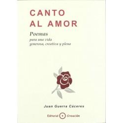 Canto al amor. Poemas para...