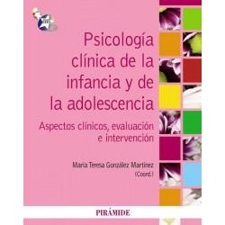 Psicología clínica de la...
