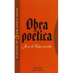 Obra poética (José de...