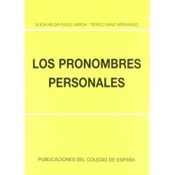 Los pronombres personales...