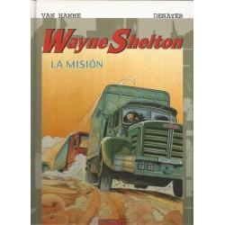 Wayne Shelton 1: la misión...