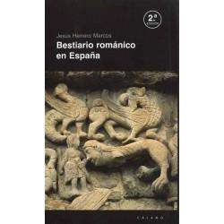 Bestiario románico en...
