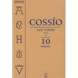 Enciclopedia Cossío. Los...