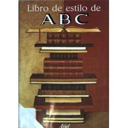 Libro de estilo de ABC...