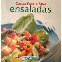 Cocina fácil y sana:...