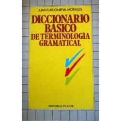 Diccionario básico de...