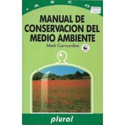 Manual de conservación del...
