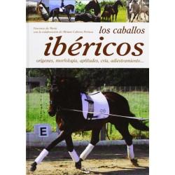 Los caballos ibéricos:...
