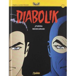Diabolik 2: Fuera Máscaras...