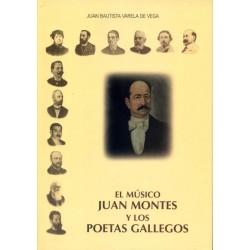 El músico Juan Montes y los...
