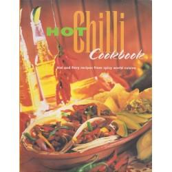 Hot chilli cookbook. Hot...