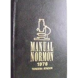 Manual Normon 1976 3ª Ed...