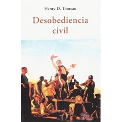 Desobediencia civil (Henry...
