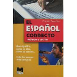 El español correcto hablado...